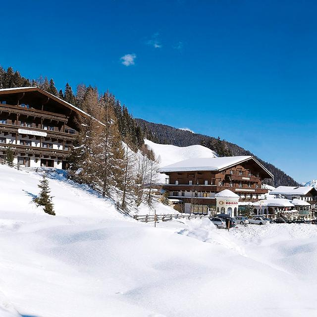 Meer info over Mountainclub Hotel Ronach  bij Bizztravel wintersport