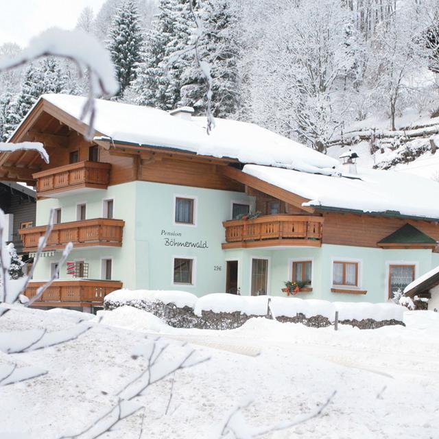 Meer info over Pension Böhmerwald  bij Sunweb-wintersport