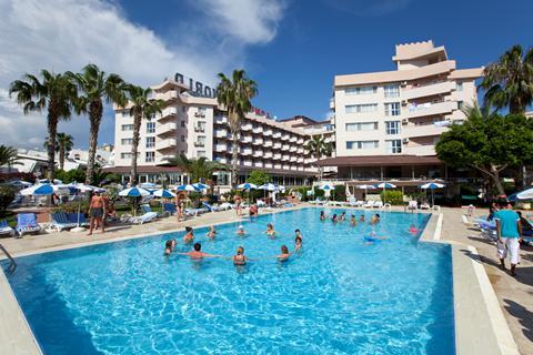Top zonvakantie Turkse Rivièra - Hotel Lonicera World
