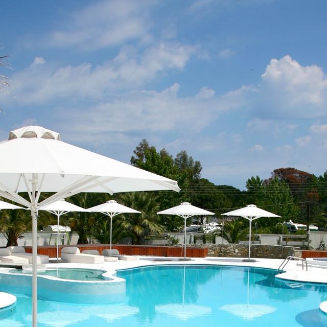 Hotel Ekies All Senses Resort - inclusief huurauto