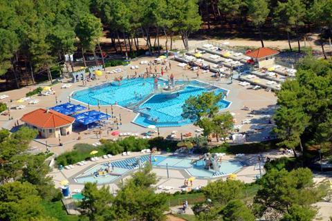Goedkope vakantie DalmatiÃ« 🏝️Vakantiepark Zaton Holiday Village