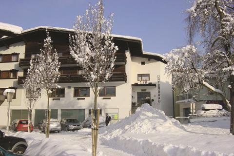 Goedkope skivakantie Wilder Kaiser-Brixental ⛷️Hotel-Pension Unterbräu