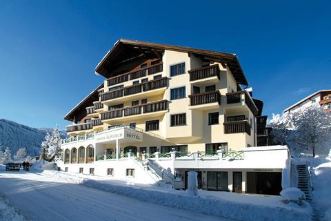 Goedkope wintersport Serfaus-Fiss-Ladis ⛷️Hotel Alpenruh