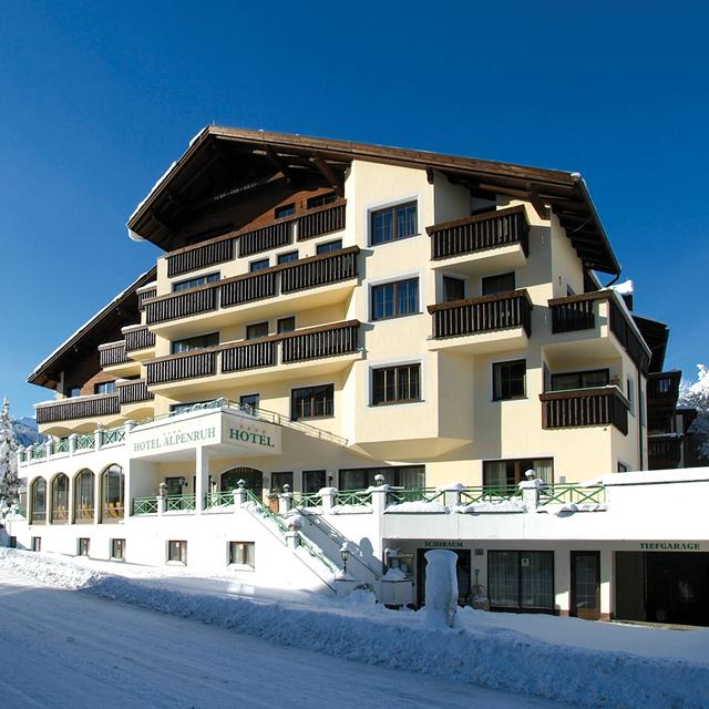 Meer info over Hotel Alpenruh  bij Bizztravel wintersport