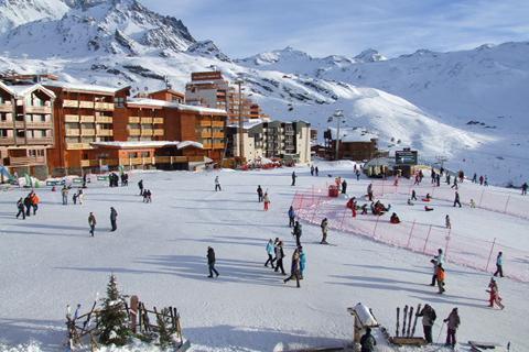 Goedkope skivakantie Les Trois Vallées ⛷️Résidence Zénith