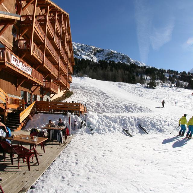 Meer info over Résidence Chalet des Neiges d'Oz en Oisans - Tomorrowland Winter  bij Sunweb-wintersport