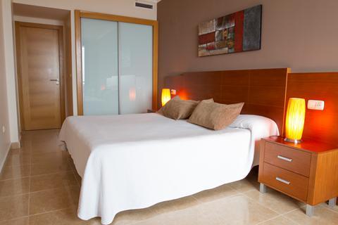 Goedkope zonvakantie Costa Blanca - Appartementen Sol y Mar - winterzon