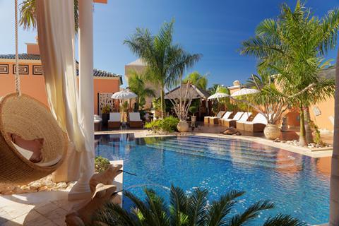 Goedkope zonvakantie Tenerife - Hotel Royal Garden Villas & Spa