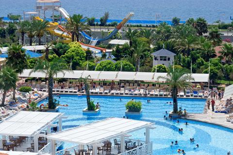 TIP zonvakantie Turkse Rivièra 🏝️Hotel Crystal Admiral Resort Suites & Spa