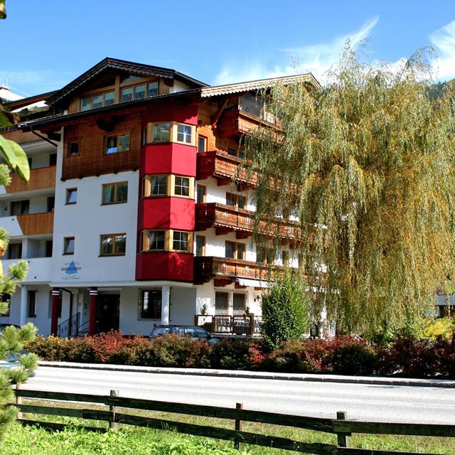 Hotel Ramsauerhof Zomer