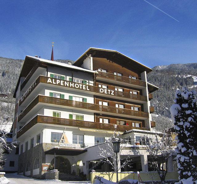 Alpenhotel Oetz Tirol