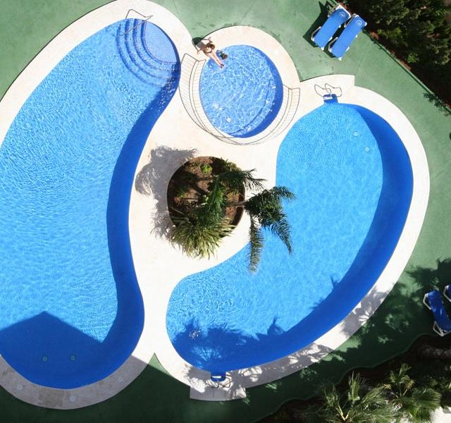 Appartementen Ambar Beach - inclusief huurauto