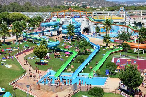 Heerlijke vakantie Algarve 🏝️Hotel Aquashow Park