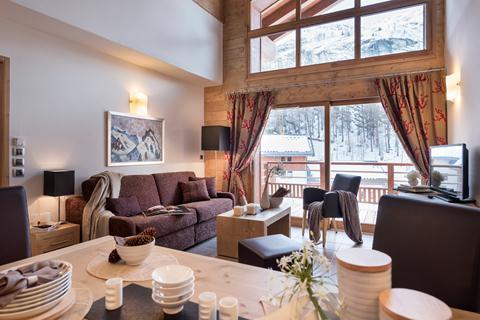 Goedkope skivakantie Tignes - Val d'Isère ⛷️Résidence Kalinda Village