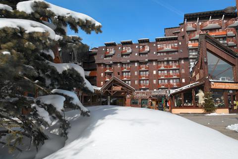 Goedkope wintersport Alpe d'Huez Grand Domaine Ski ⛷️Résidence L'Ours Blanc