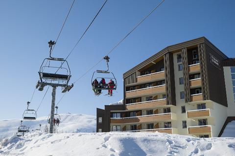 Top wintersport Alpe d'Huez Grand Domaine Ski ⛷️Pierres et Vacances Les Bergers