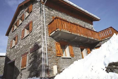 Goedkope skivakantie Les Trois Vallées ⛷️Chalet Balcon de Cime Caron