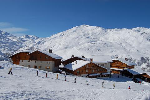 Korting wintersport Les Trois Vallées ⛷️Résidence Montagnettes Le Hameau de la Sapinière