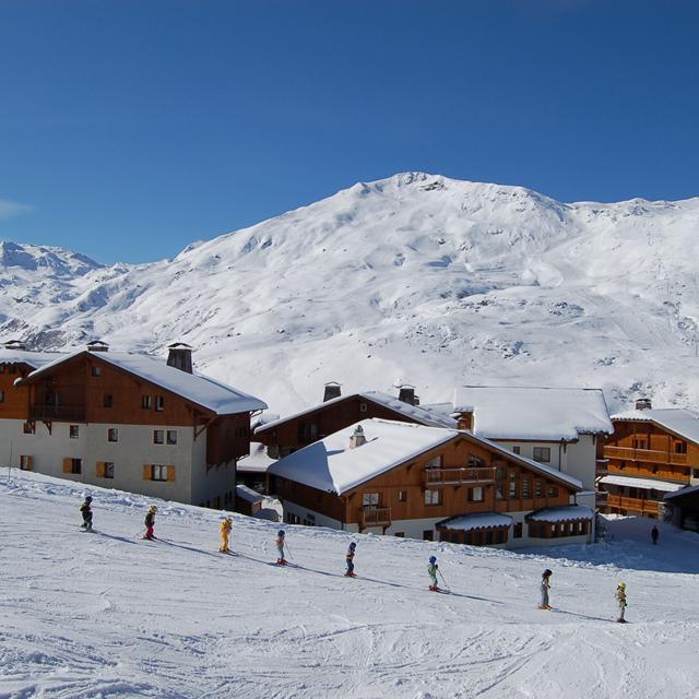 Meer info over Résidence Montagnettes Le Hameau de la Sapinière  bij Sunweb-wintersport