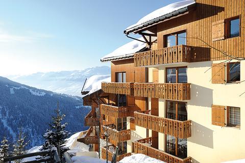Goedkope wintersport Paradiski ⛷️Résidence Lagrange Vacances L'Arollaie