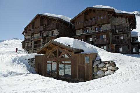 Korting wintersport Tignes - Val d'Isère ⛷️Hotel Les Suites du Montana