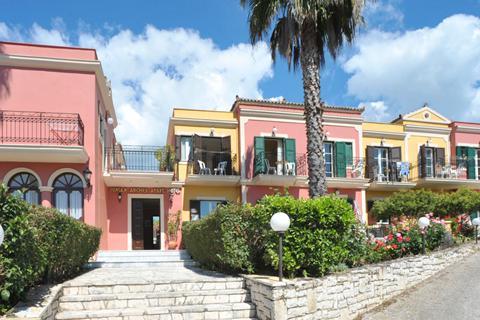 Last minute zonvakantie Corfu - Appartementen Ionian Arches