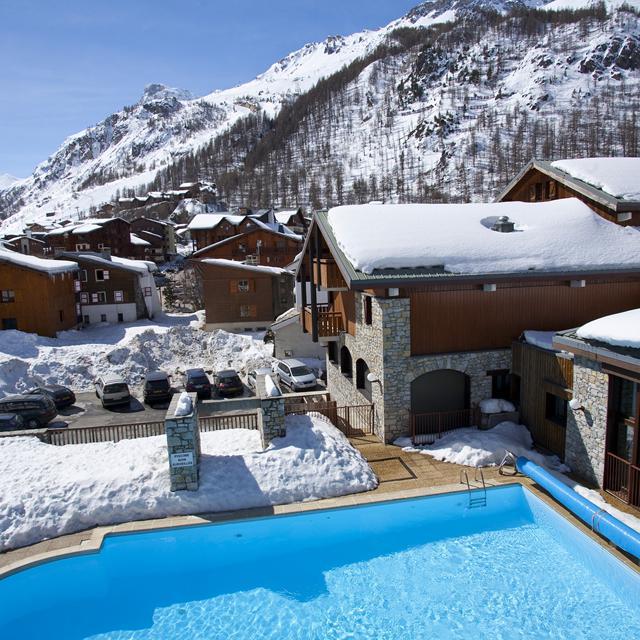 Val d'Isère - Residence Les Chalets de Solaise