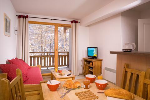Goedkope wintersport Les Orres ⛷️Résidence Le Parc des Airelles