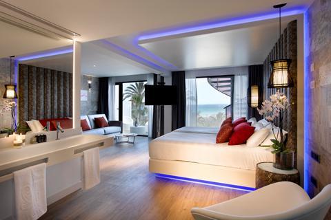 Geweldige vakantie Ibiza 🏝️Hotel Hard Rock Ibiza