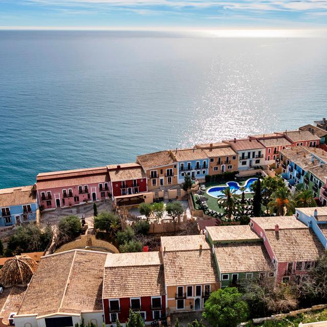Online bestellen: Appartementen Pueblo Acantilado Suites - inclusief huurauto