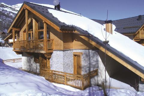 Heerlijke skivakantie Valloire-Valmeinier ⛷️Chalet Alpenroc