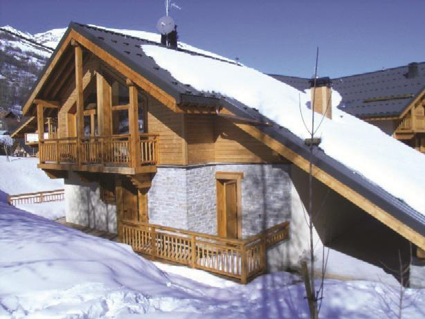 Meer info over Chalet Alpenroc  bij Bizztravel wintersport