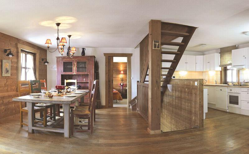 Te koop top kamer chalet in haute nendaz met uitzicht