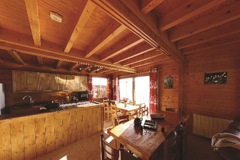 Korting skivakantie Les Deux Alpes ⛷️Chalet Le Ponton
