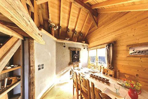 TOP DEAL skivakantie Alpe d'Huez ⛷️Chalet Le Grenier de Germaine