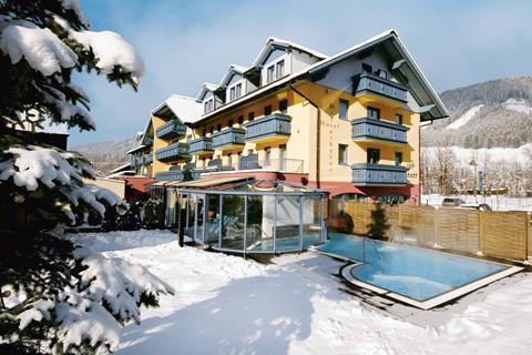 Heerlijke skivakantie Ski Amadé ⛷️Hotel Mitterhofer