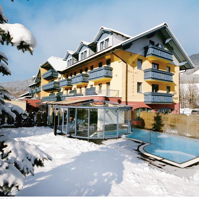Hotel Mitterhofer Salzburgerland