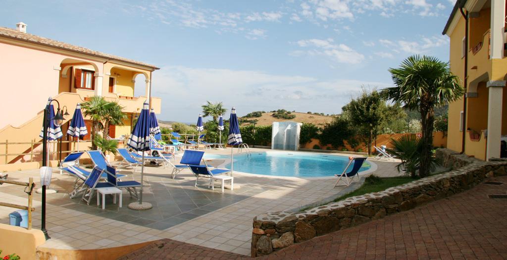 Bijzondere accommodaties Corte dei Venti Residence in Tamarispa (Sardinië, Italië)