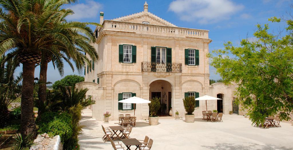 Bijzondere accommodaties Alcaufar Vell in San Luis (Menorca, Spanje)