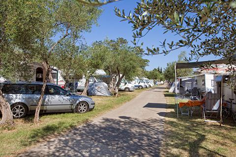 Last minute zonvakantie Istrië - Camping Oliva