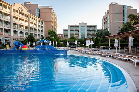 All inclusive vakantie Zwarte Zee - Hotel Alba