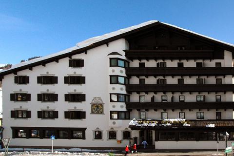 Hotel Arlberg - Extra ingekocht