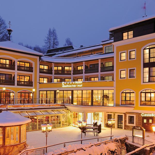 Meer info over Hotel Saalbacher Hof  bij Bizztravel wintersport
