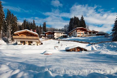 Goedkope skivakantie Skiwelt Wilder Kaiser-Brixental ⛷️Hotel Berghof