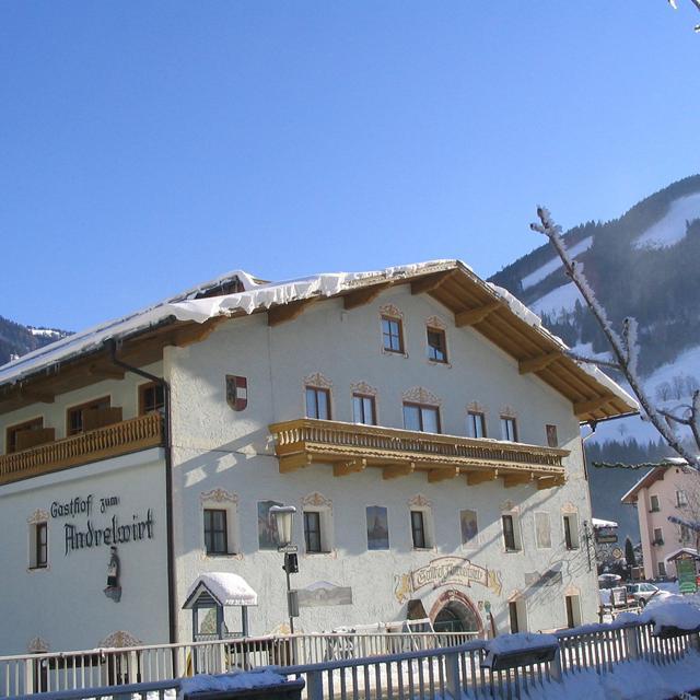 Meer info over Gasthof Andrelwirt  bij Sunweb-wintersport