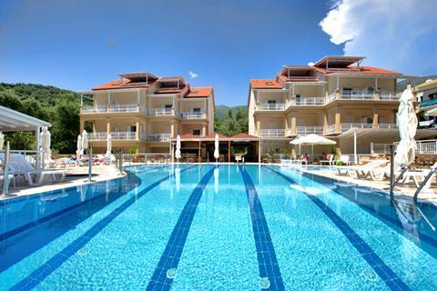 Goedkope zonvakantie Epirus (Parga) - Appartementen Elena