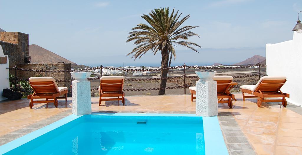 Bijzondere accommodaties Casa de Hilario in Yaiza (Lanzarote, Spanje)