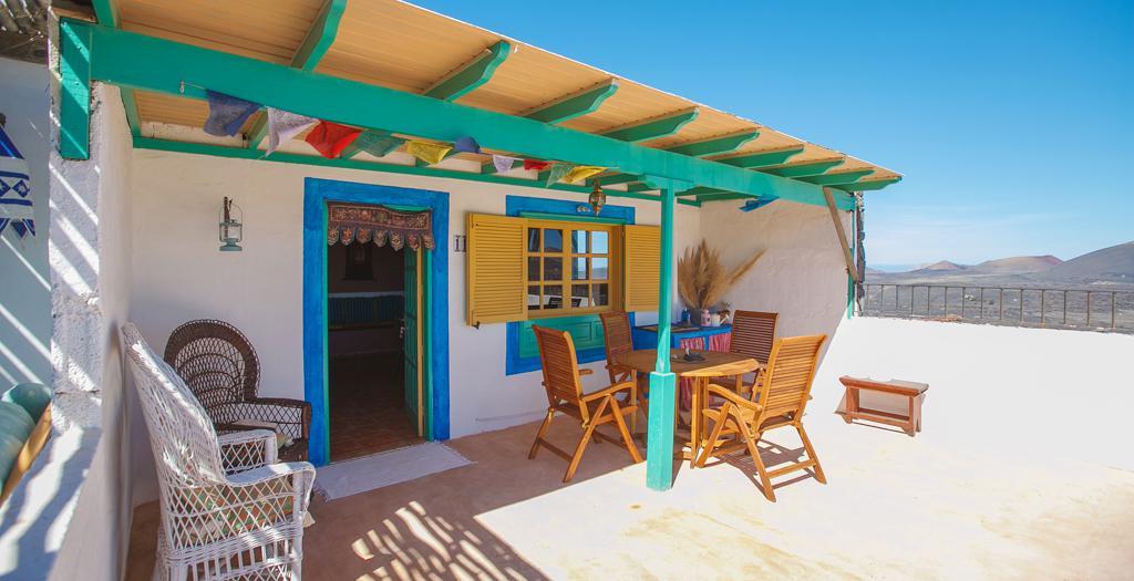 Bijzondere accommodaties Casa La Geria in Uga (Lanzarote, Spanje)