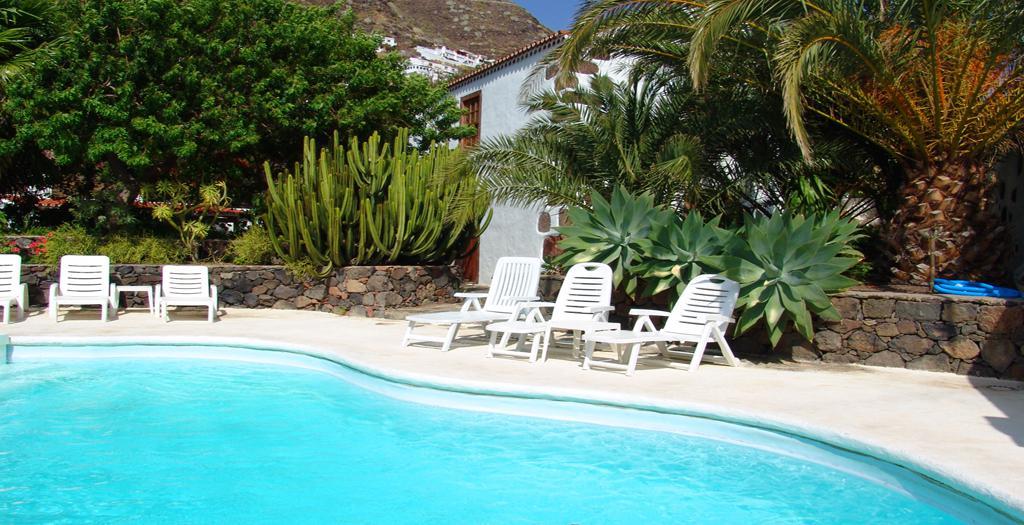 Bijzondere accommodaties Finca la Mareta in Agaete (Gran Canaria, Spanje)