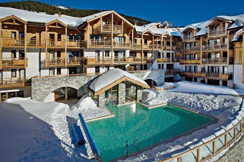 Goedkope wintersport Monts de la Lune ⛷️Résidence Club MMV Le Hameau des Airelles